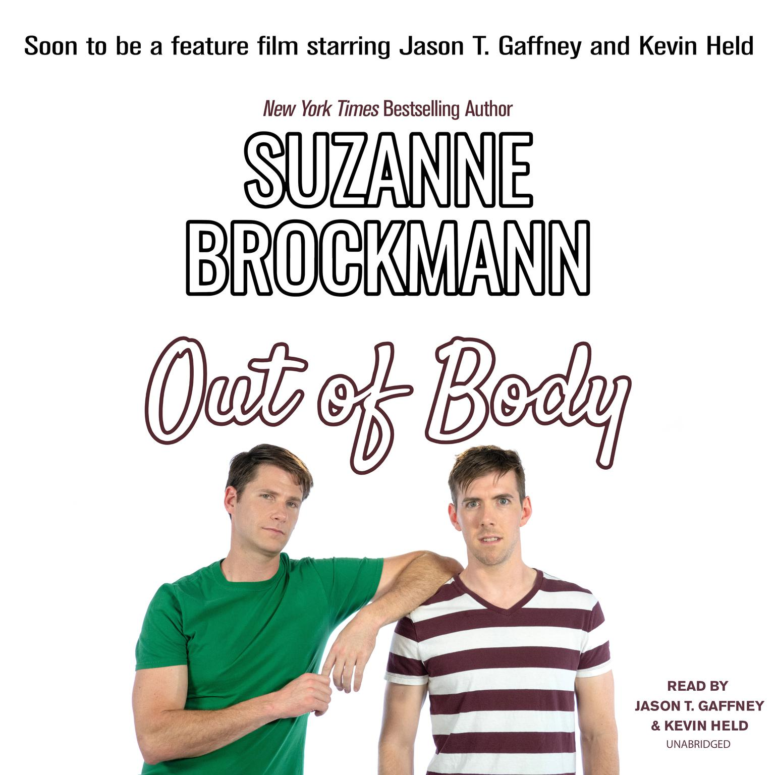 Printable Out of Body Audiobook Cover Art