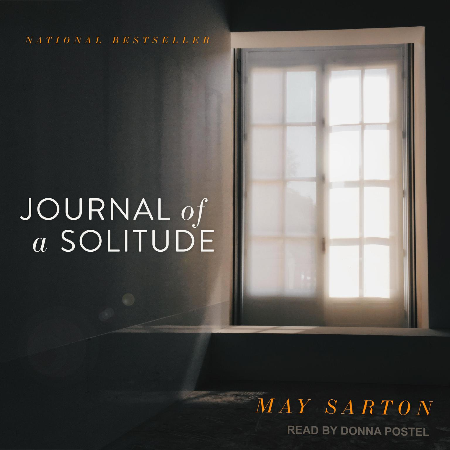 Printable Journal of a Solitude Audiobook Cover Art