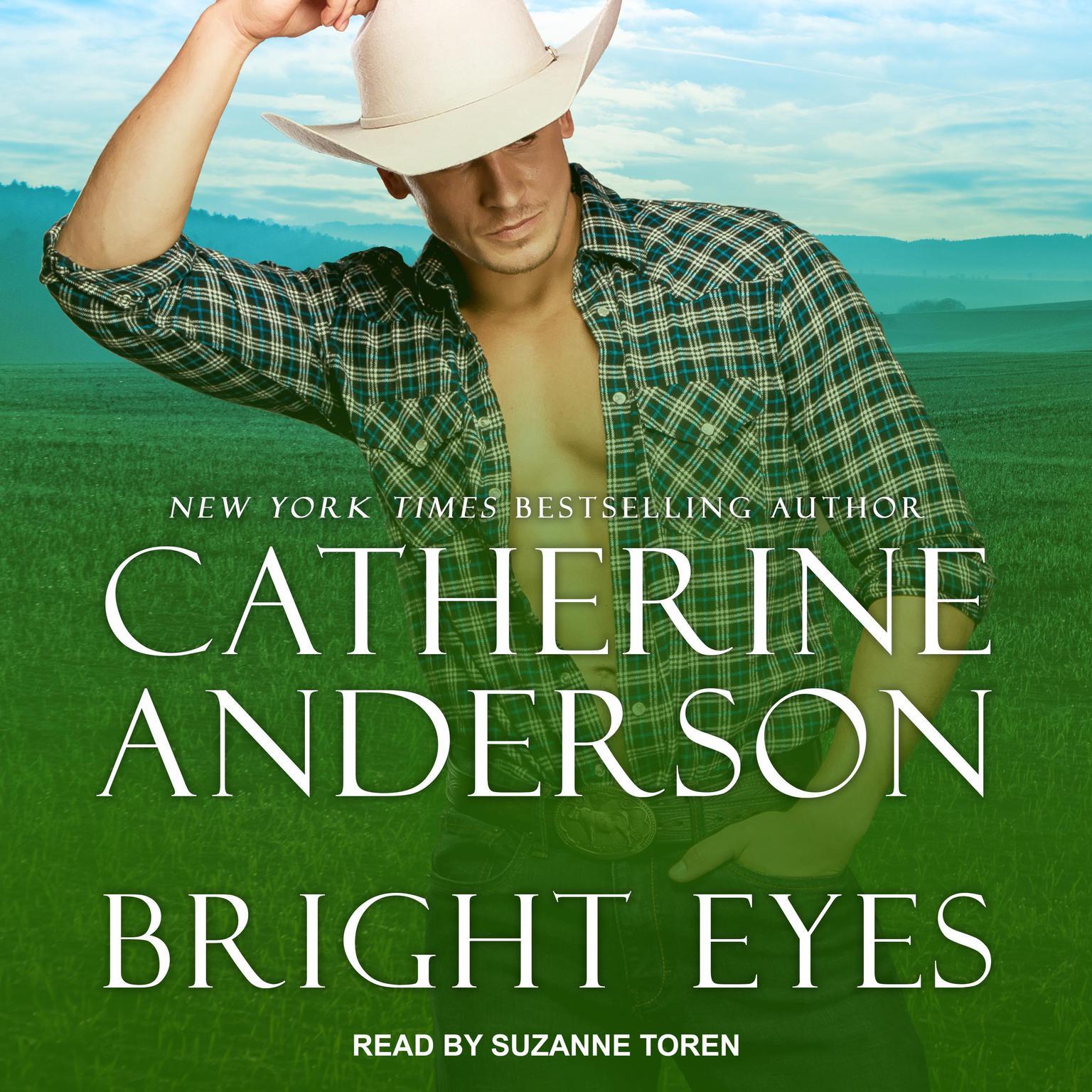 Printable Bright Eyes Audiobook Cover Art
