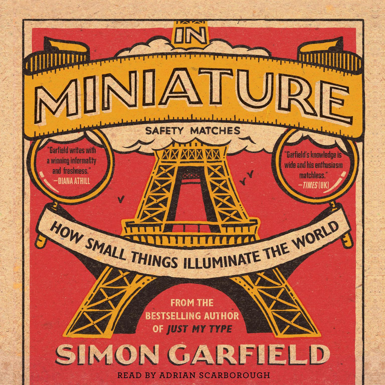 Printable In Miniature: How Small Things Illuminate the World Audiobook Cover Art