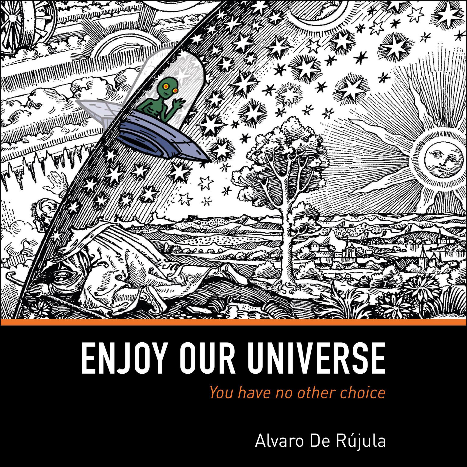 Printable Enjoy Our Universe: You Have No Other Choice Audiobook Cover Art