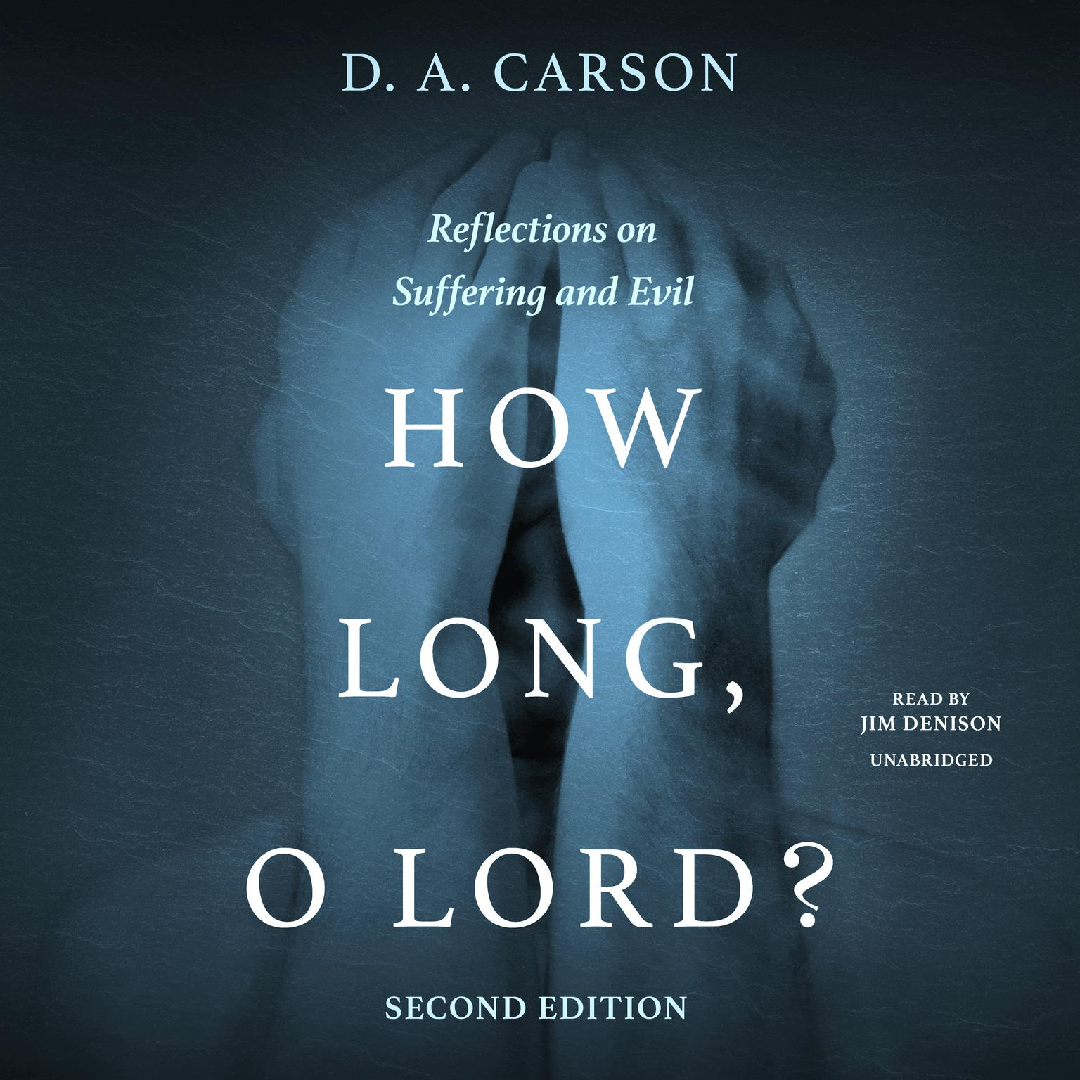 Printable How Long, O Lord? Second Edition: Reflections on Suffering and Evil Audiobook Cover Art