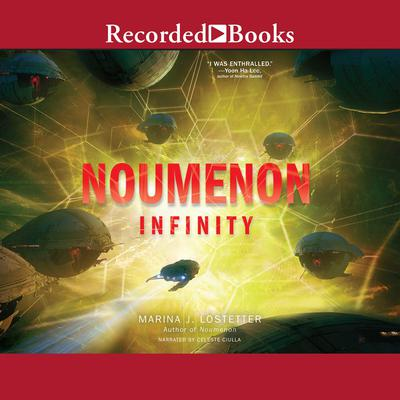 Noumenon Infinity Audiobook, by Marina J. Lostetter