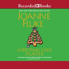 Christmas Cake Murder Audiobook, by Joanne Fluke