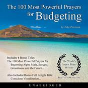 The 100 Most Powerful Prayers for Budgeting Audiobook, by Toby Peterson
