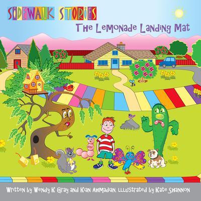 Sidewalk Stories The Lemonade Landing Mat Audiobook, by Kate Shannon