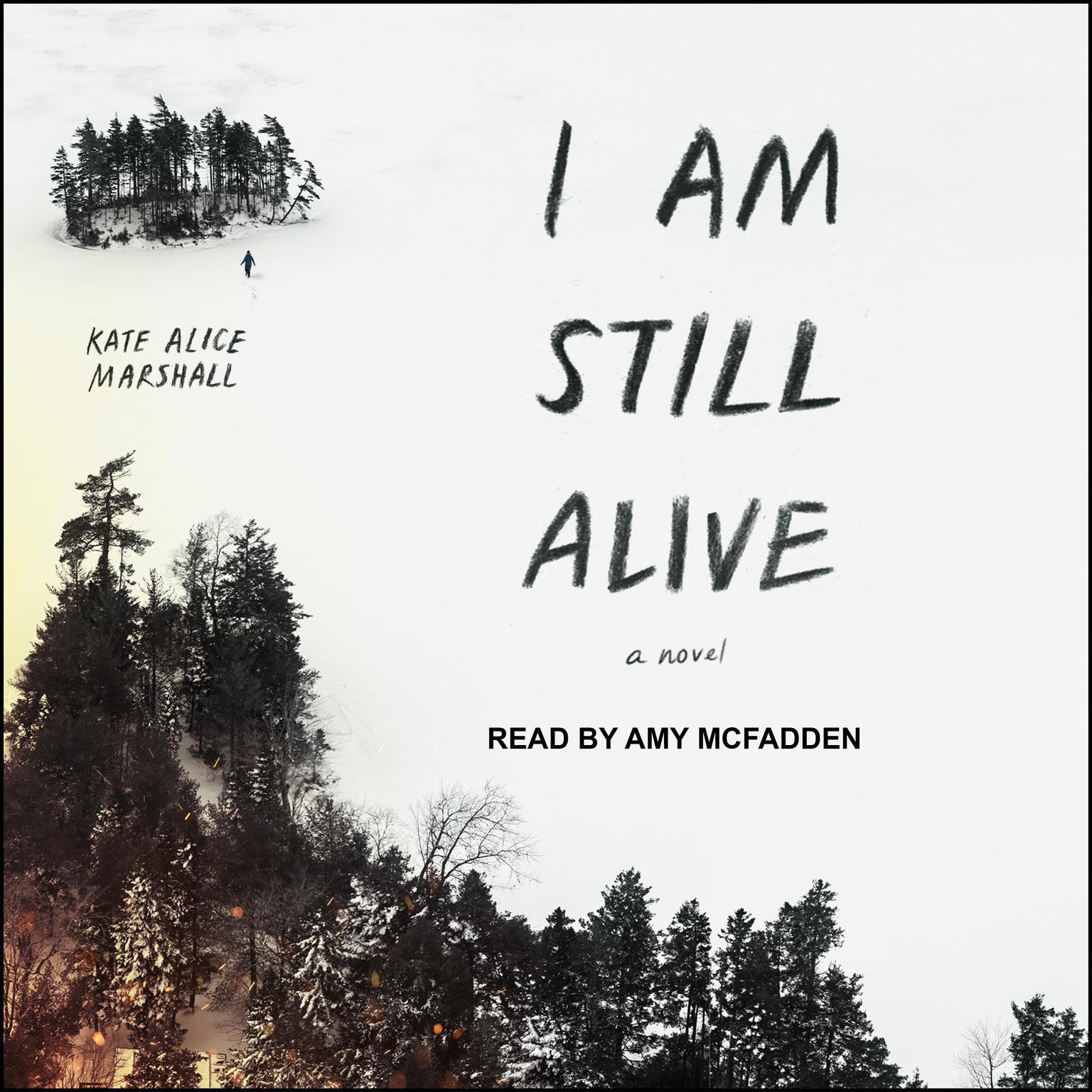 Printable I Am Still Alive Audiobook Cover Art