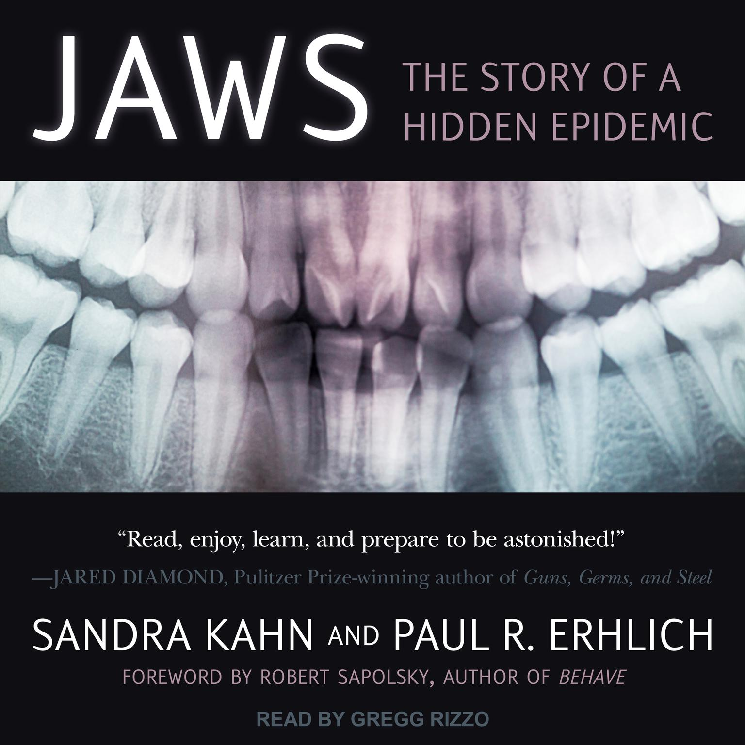 Printable Jaws: The Story of a Hidden Epidemic Audiobook Cover Art