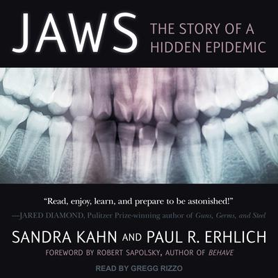 Jaws: The Story of a Hidden Epidemic Audiobook, by