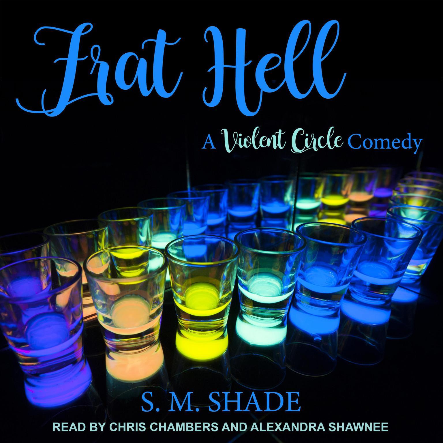 Printable Frat Hell Audiobook Cover Art