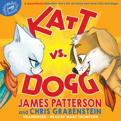 Katt vs. Dogg Audiobook, by Chris Grabenstein