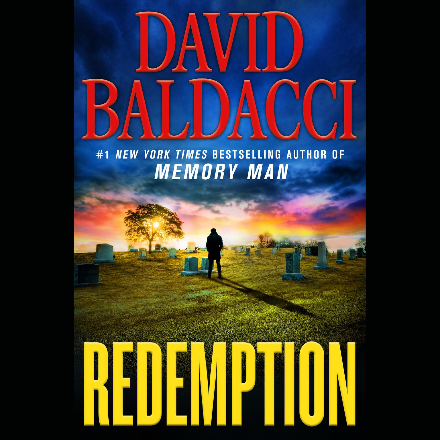 Printable Redemption (Abridged) Audiobook Cover Art