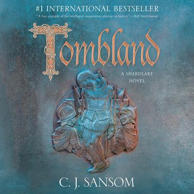 Tombland Audiobook, by C. J. Sansom