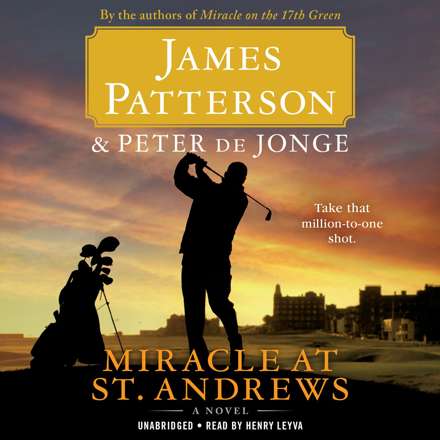 Printable Miracle at St. Andrews: A Novel Audiobook Cover Art