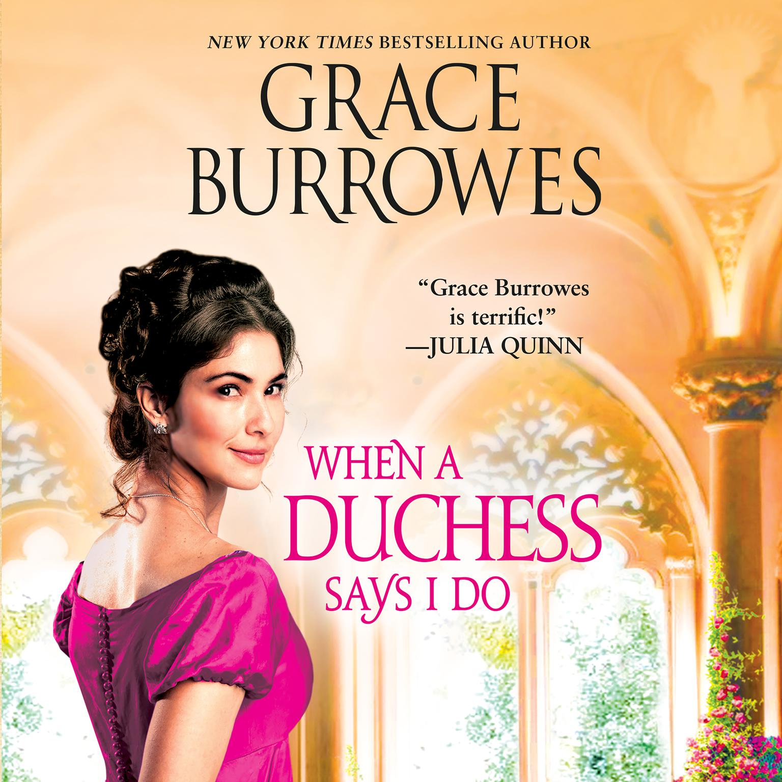 Printable When a Duchess Says I Do Audiobook Cover Art