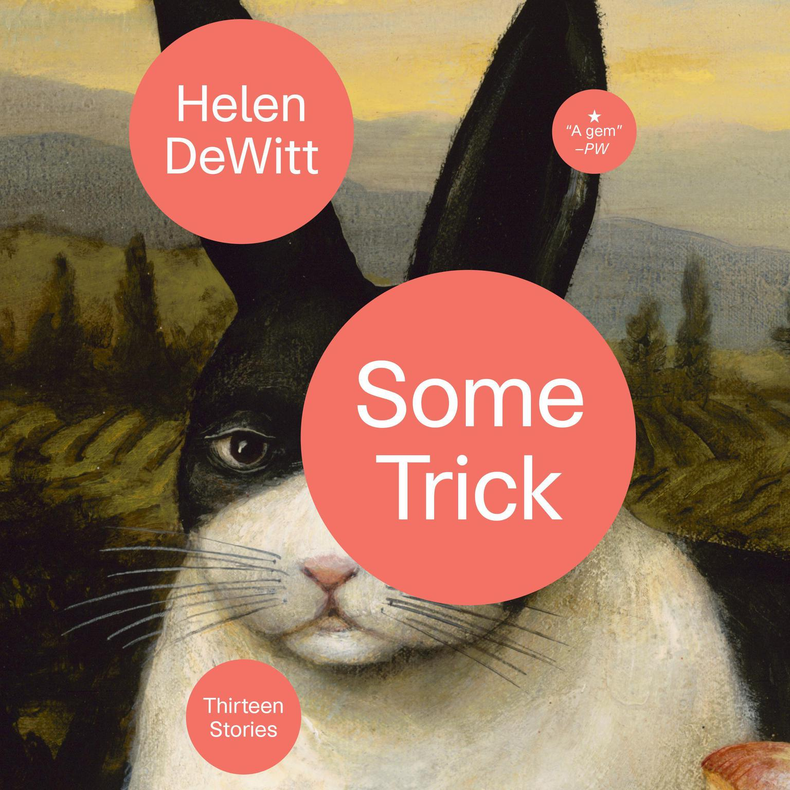Printable Some Trick: Thirteen Stories Audiobook Cover Art