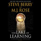 The Lake of Learning: A Cassiopeia Vitt Adventure Audiobook, by Steve Berry, M. J. Rose