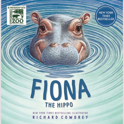 Fiona the Hippo Audiobook, by Richard Cowdrey