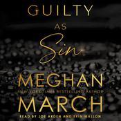 Guilty as Sin Audiobook, by Meghan  March|