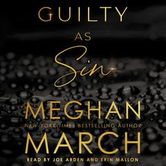 Guilty as Sin Audiobook, by Meghan March