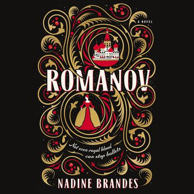 Romanov Audiobook, by Nadine Brandes