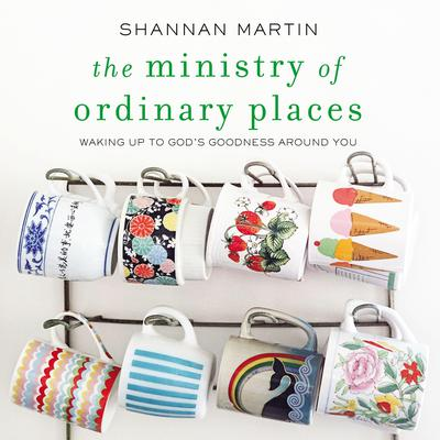The Ministry of Ordinary Places: Waking Up to Gods Goodness Around You Audiobook, by Shannan Martin