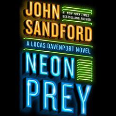 Neon Prey Audiobook, by John Sandford