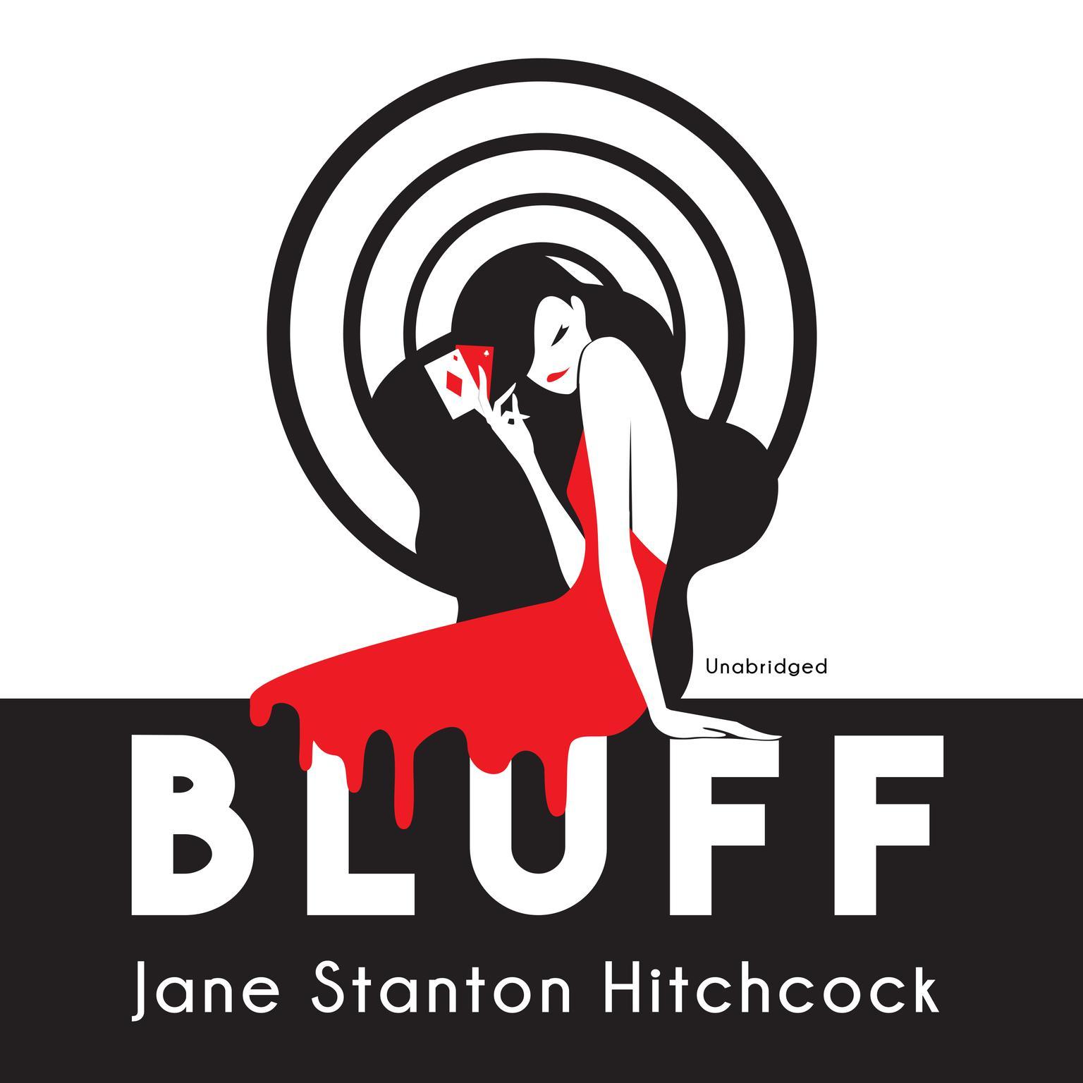Printable Bluff Audiobook Cover Art