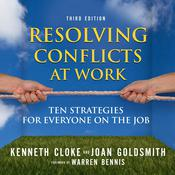 Resolving Conflicts at Work: Ten Strategies for Everyone on the Job Audiobook, by Joan Goldsmith