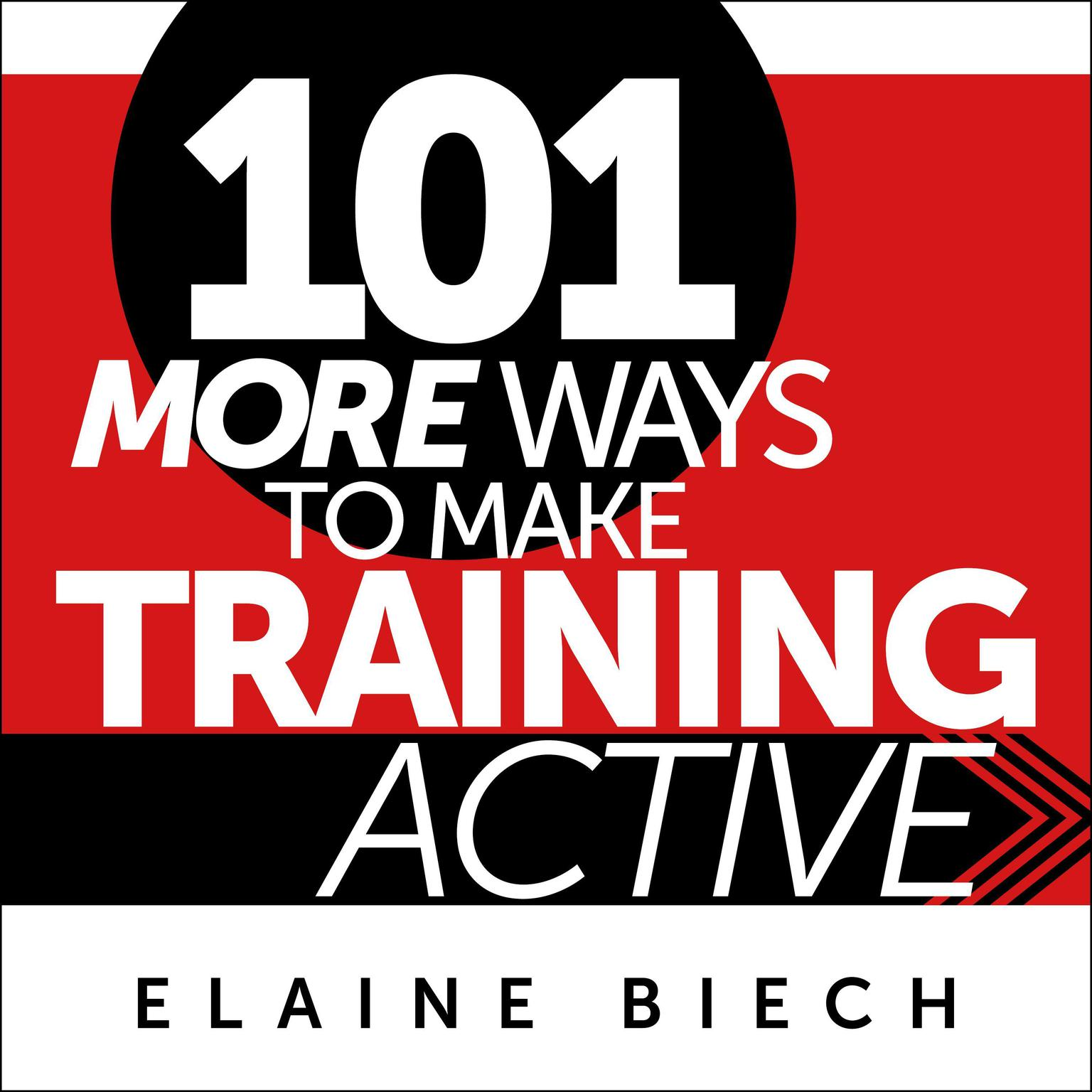 Printable 101 More Ways to Make Training Active Audiobook Cover Art