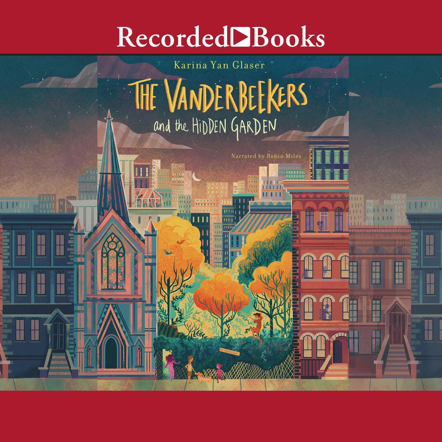 Printable The Vanderbeekers and the Hidden Garden Audiobook Cover Art