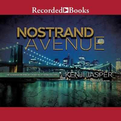Nostrand Avenue Audiobook, by Kenji Jasper