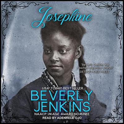 Josephine Audiobook, by Beverly Jenkins