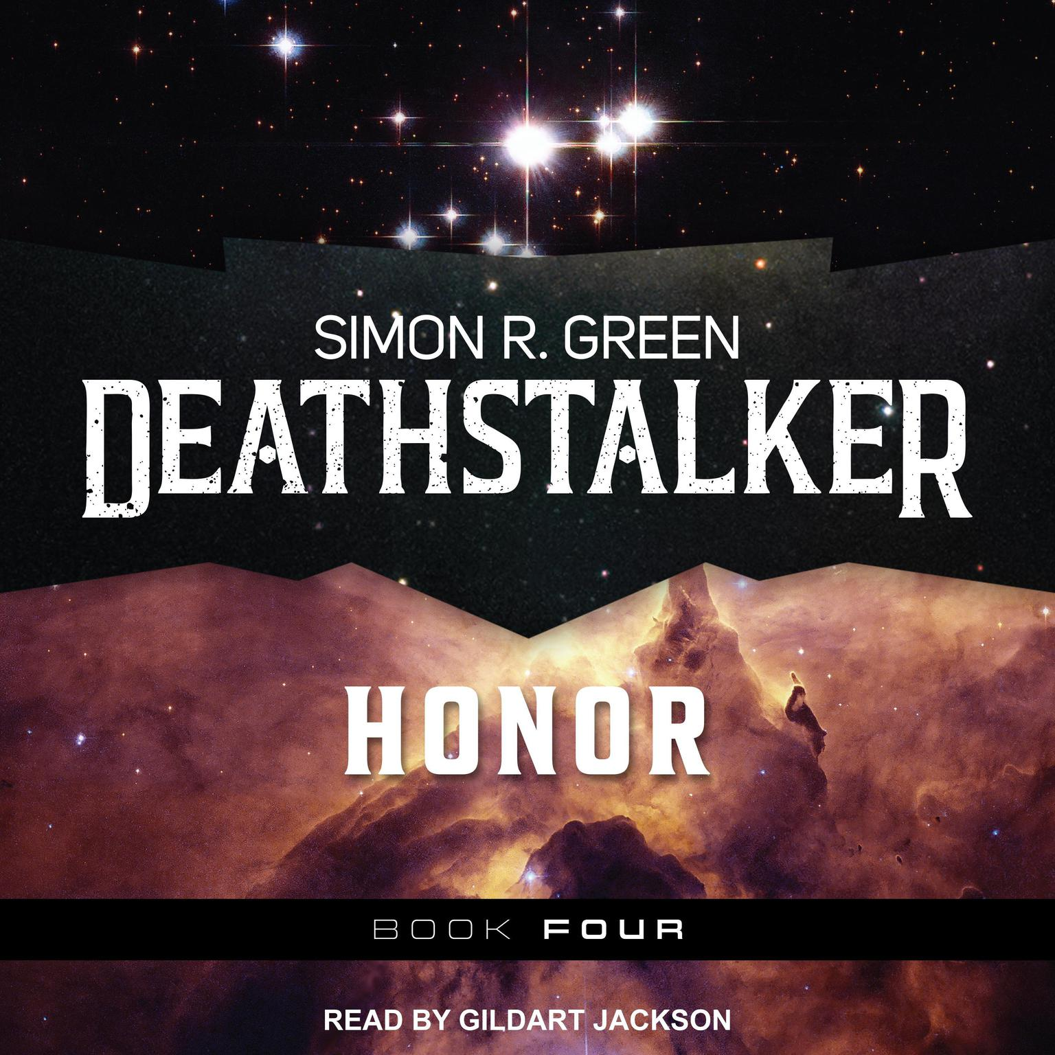 Printable Deathstalker Honor Audiobook Cover Art