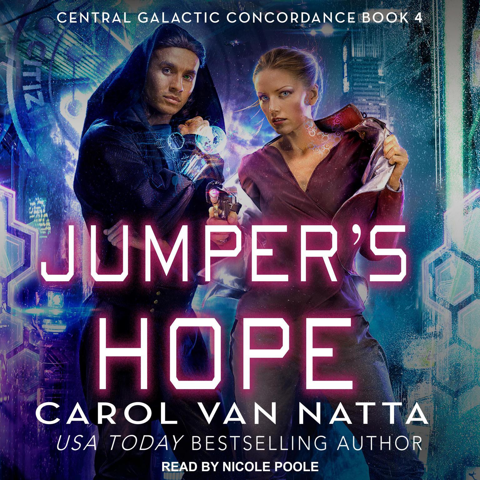 Jumpers Hope Audiobook, by Carol Van Natta