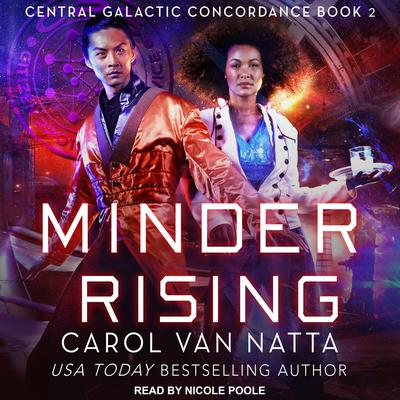 Minder Rising Audiobook, by Carol Van Natta