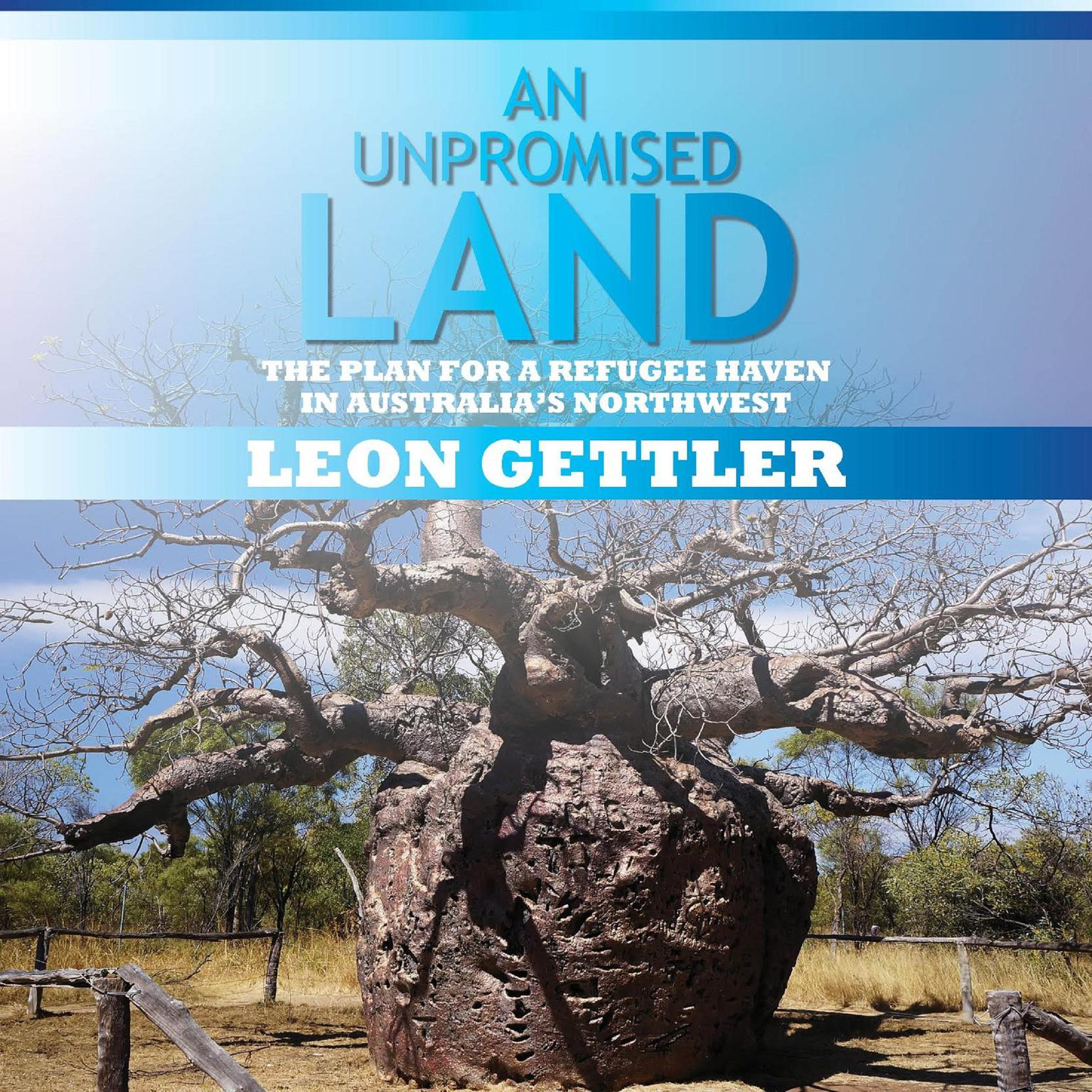Printable An Unpromised Land Audiobook Cover Art