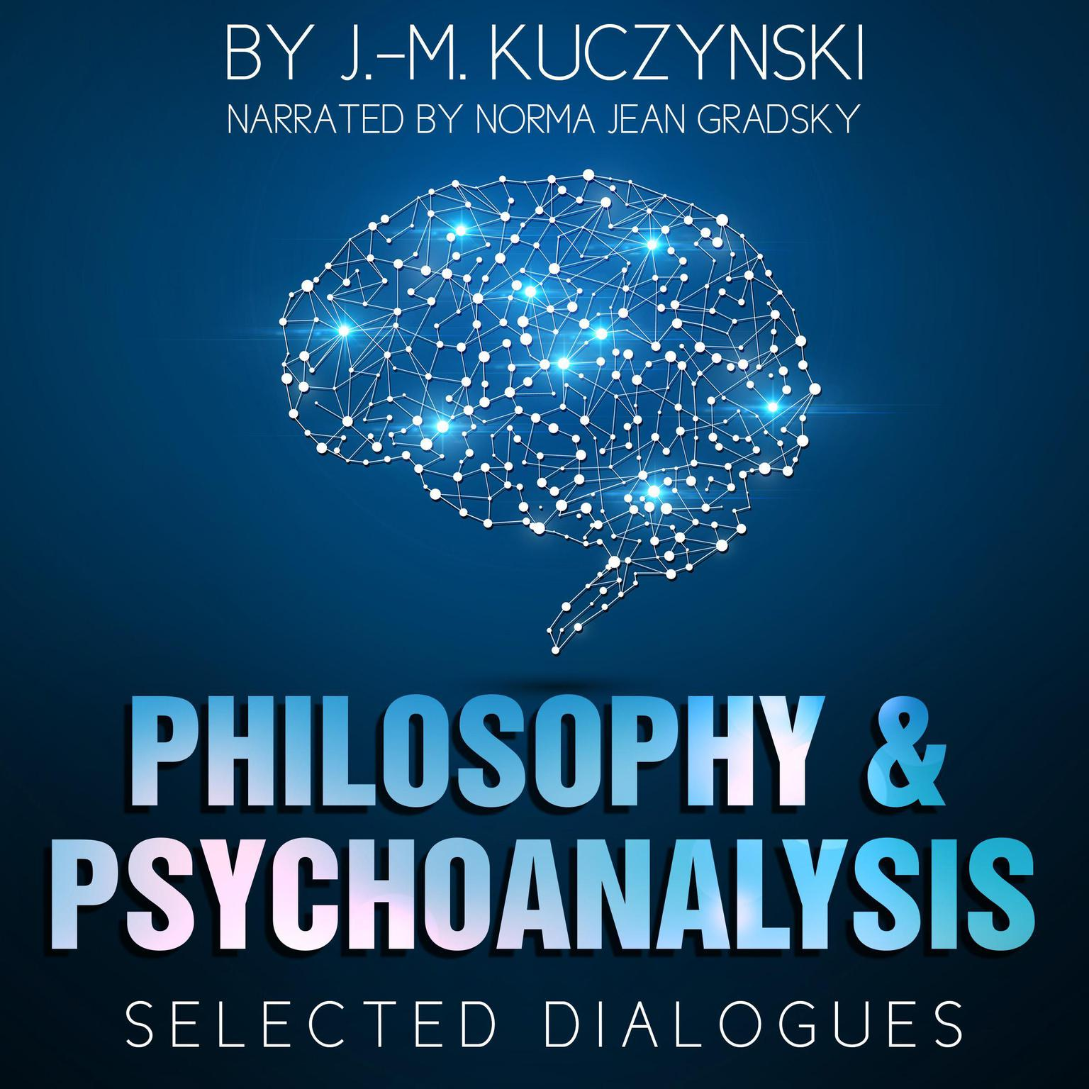 Printable Philosophy and Psychoanalysis : Selected Dialogues Audiobook Cover Art