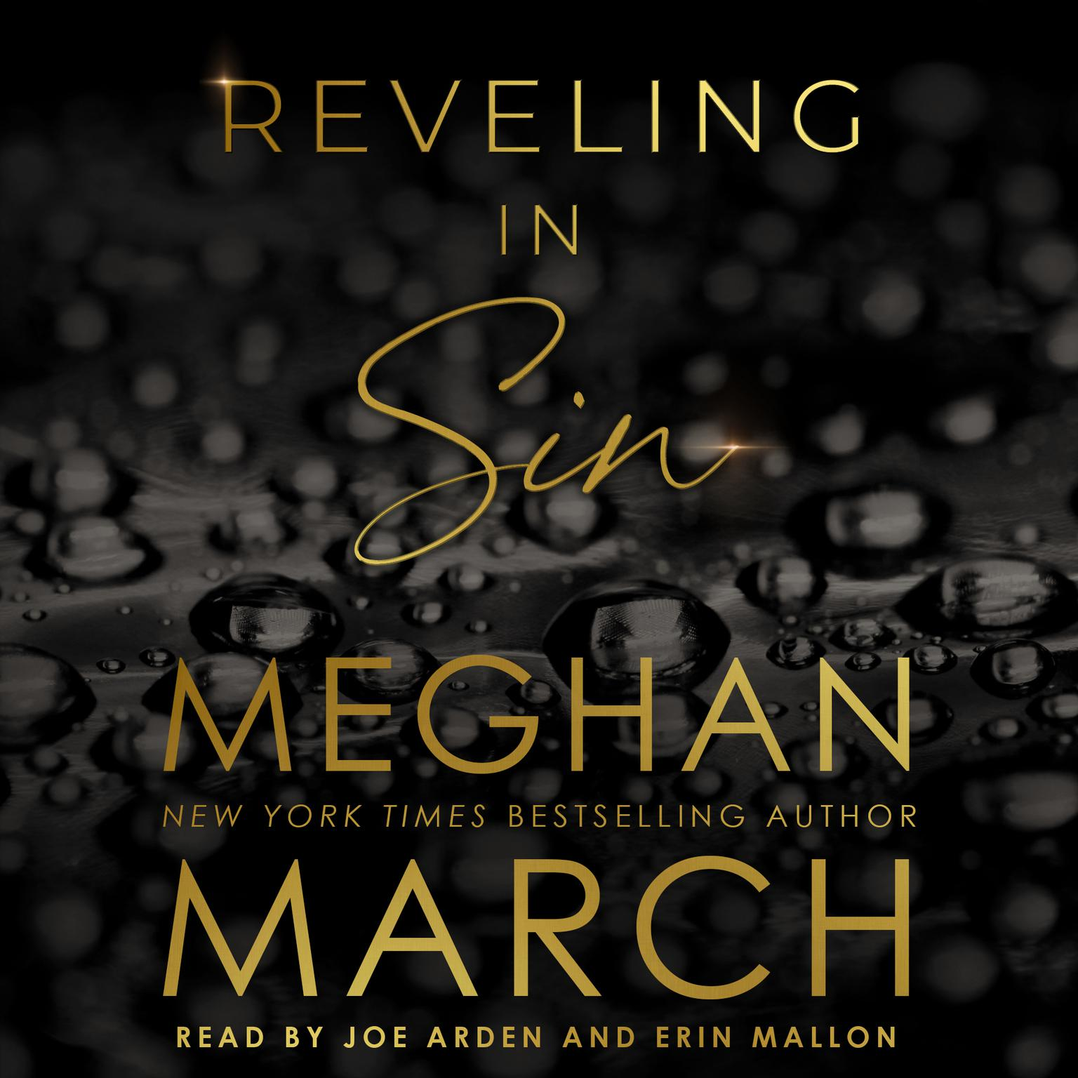Printable Reveling in Sin Audiobook Cover Art