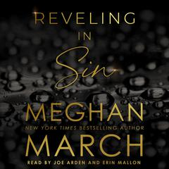 Reveling in Sin Audiobook, by Meghan  March