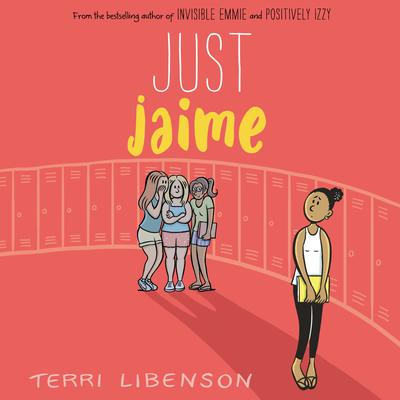 Just Jaime Audiobook, by Terri Libenson
