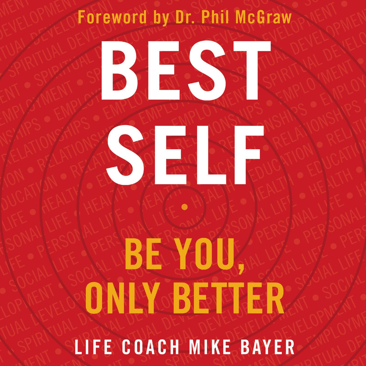Printable Best Self: Be You, Only Better Audiobook Cover Art