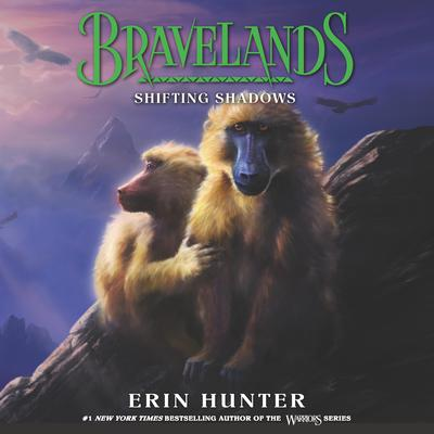 Bravelands #4: Shifting Shadows Audiobook, by