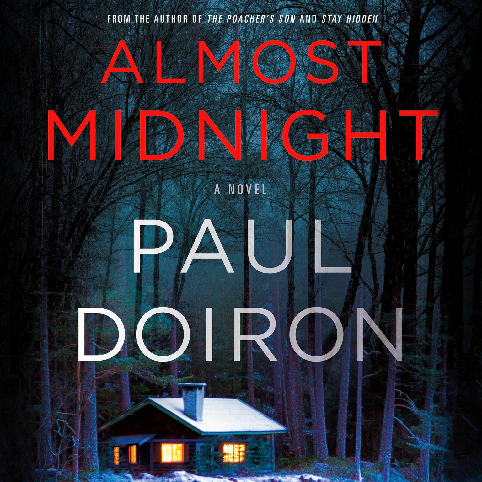 Almost Midnight: A Novel Audiobook, by Paul Doiron