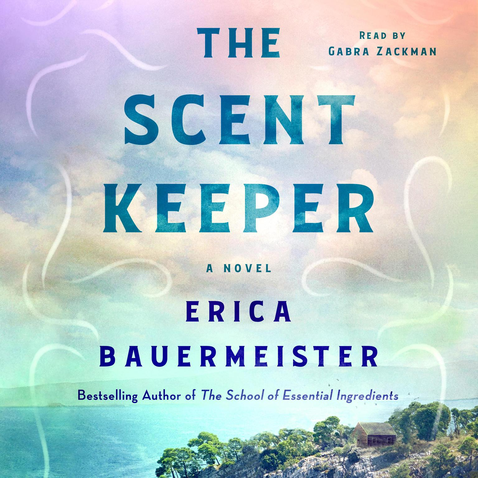 Printable The Scent Keeper: A Novel Audiobook Cover Art