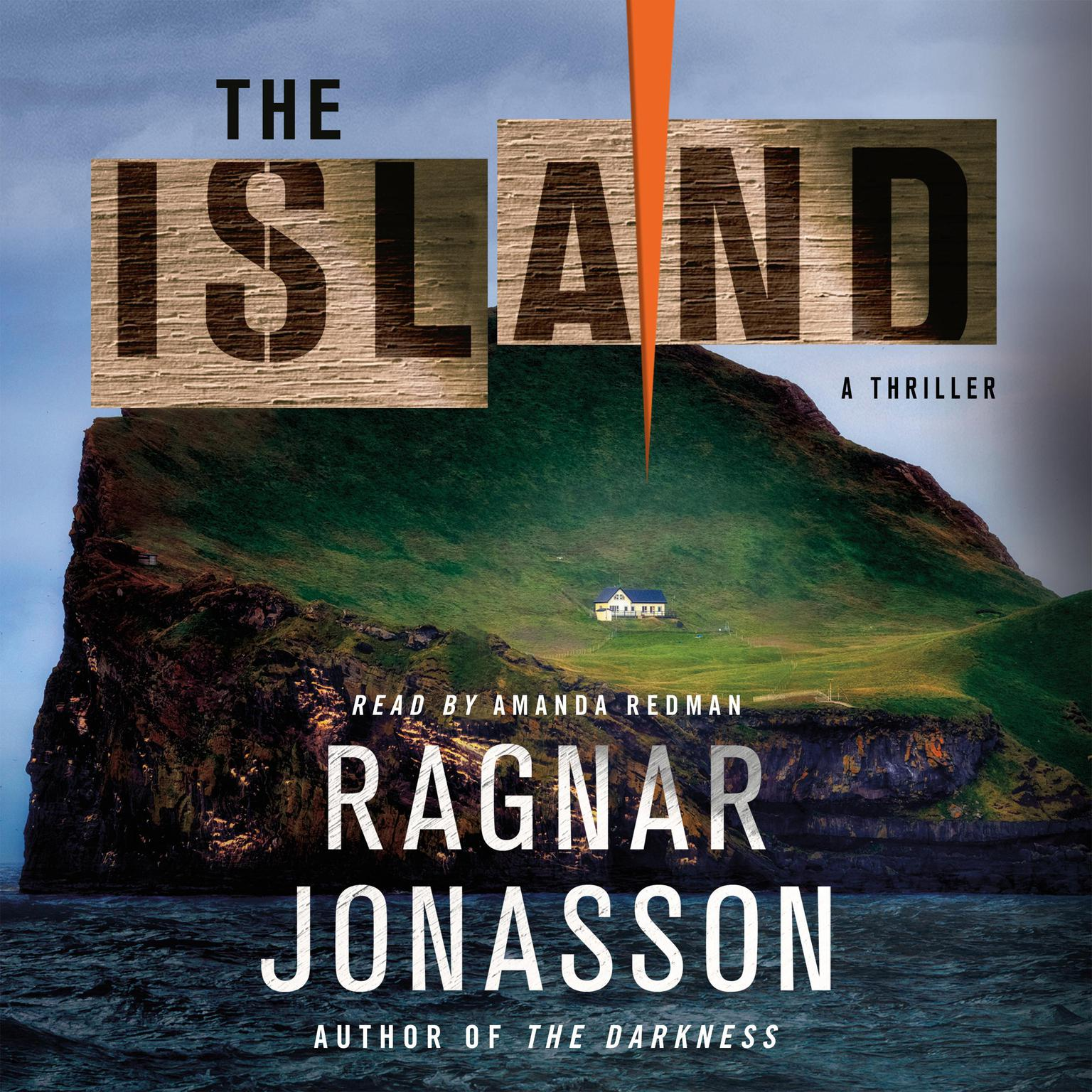 Printable The Island: A Thriller Audiobook Cover Art