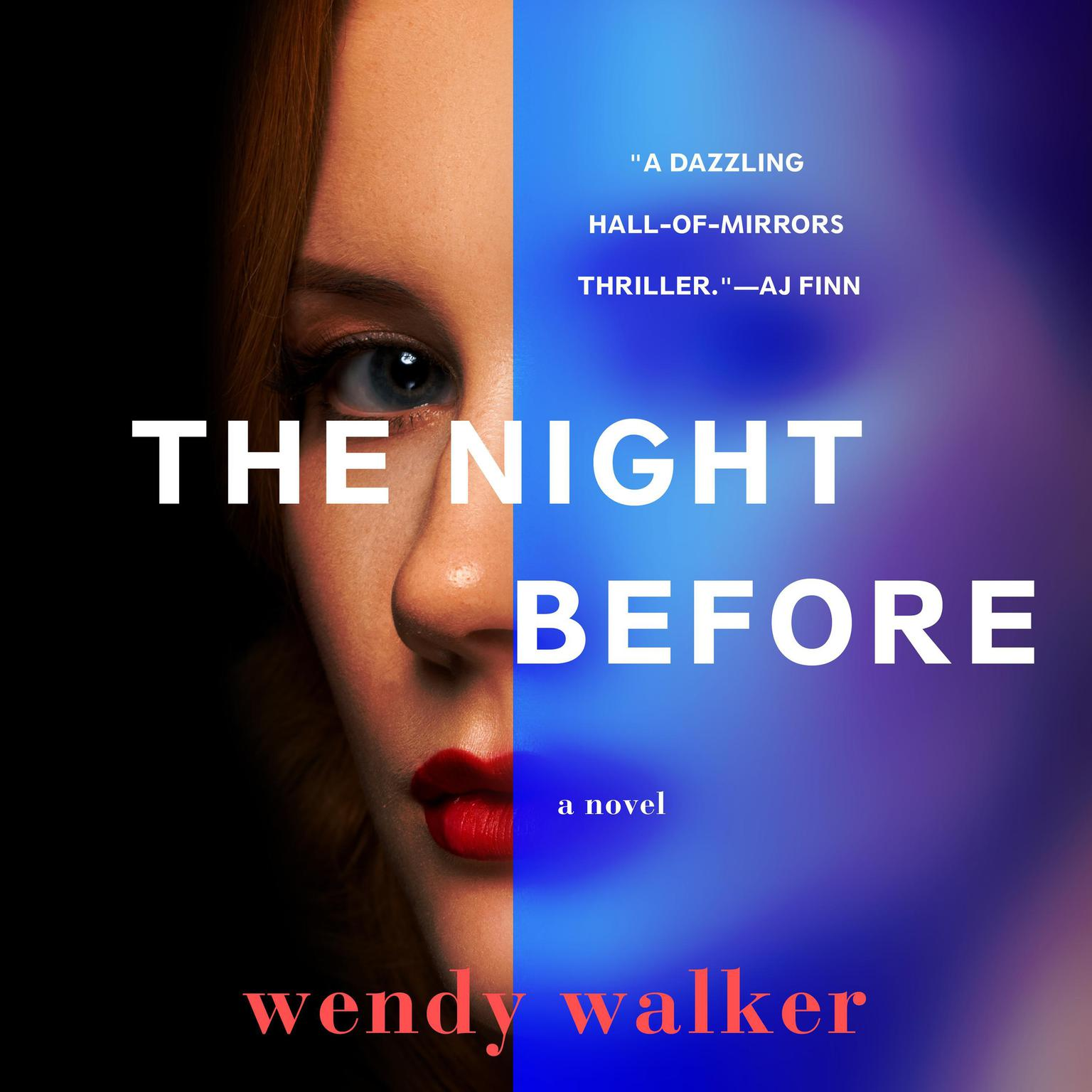 Printable The Night Before: A Novel Audiobook Cover Art