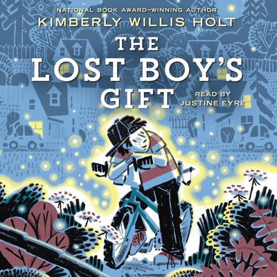The Lost Boys Gift Audiobook, by Kimberly Willis Holt