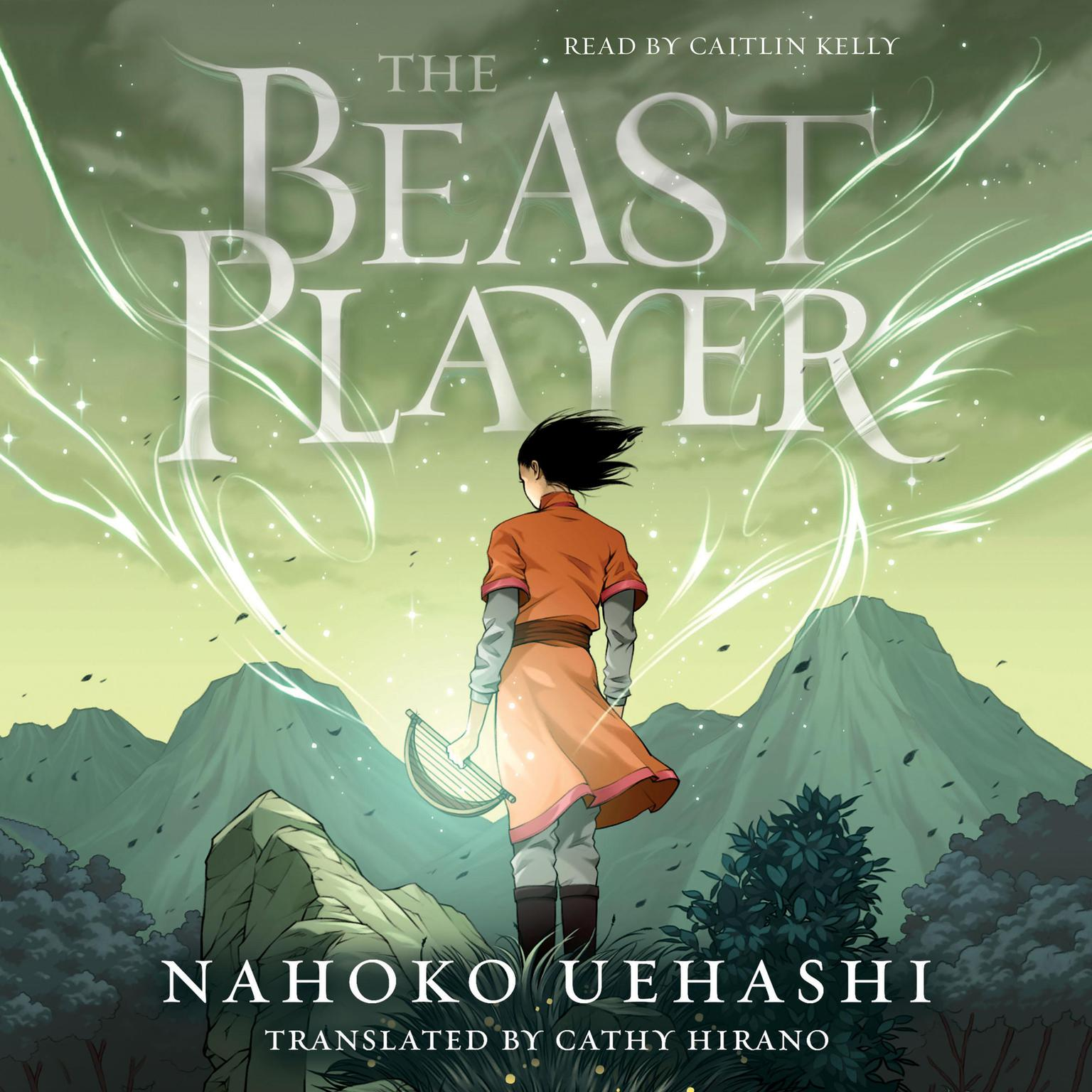 Printable The Beast Player Audiobook Cover Art