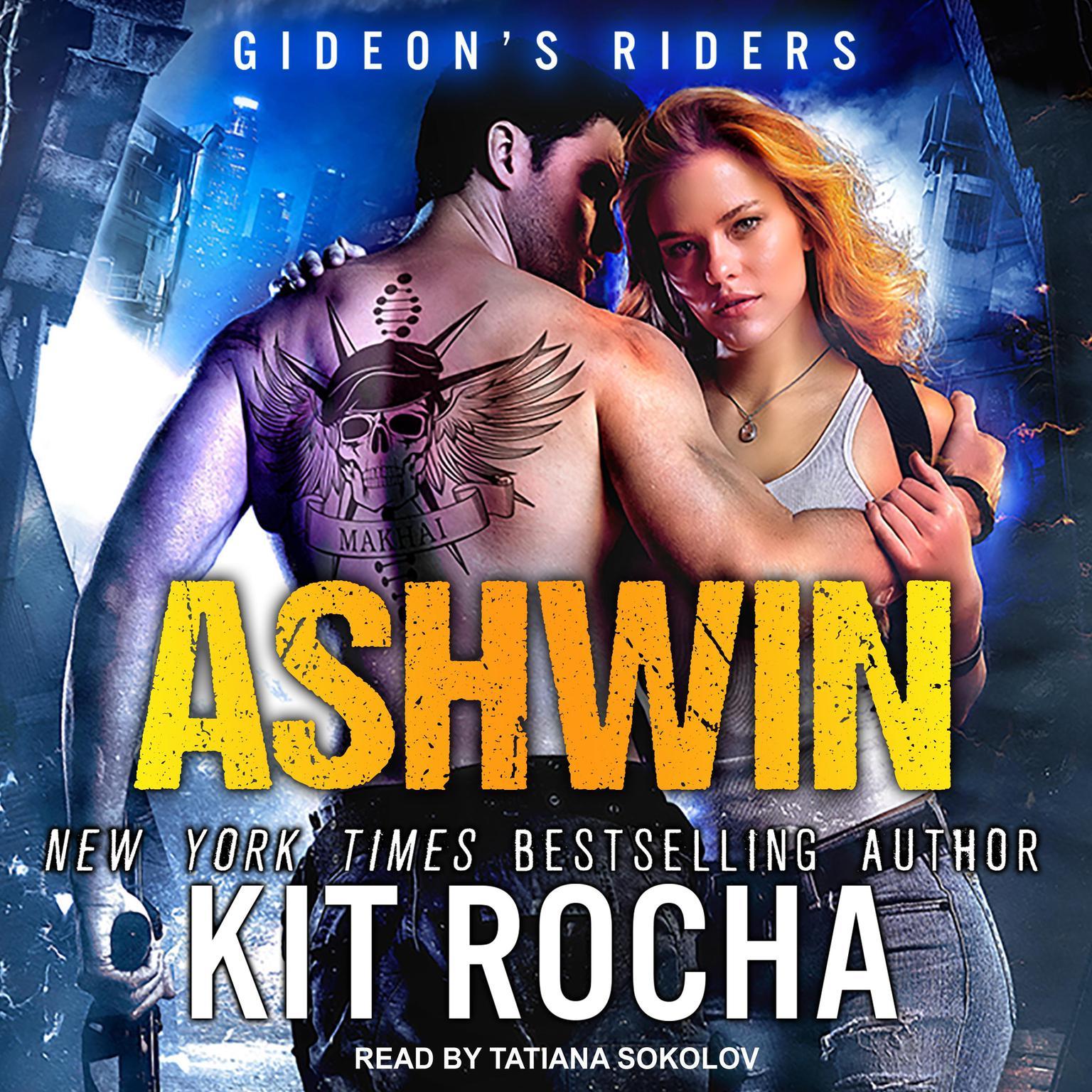 Printable Ashwin Audiobook Cover Art